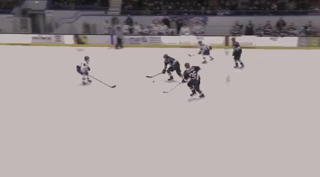 Caps-Flyers Portwood goal