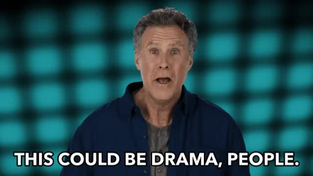 Watch this drama GIF by Reactions (@sannahparker) on Gfycat. Discover more drama, dramatic, reality show, reality tv, saturday night live, snl, tea, the house, will ferrell GIFs on Gfycat