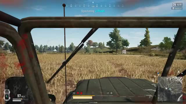 Watch Jason's driving GIF by Kardras (@madbluedragon) on Gfycat. Discover more battle royale, battlegrounds, blind, comedy, driving, flash, fucking, funny, good one, hilarious, jason, playerunknown's, pubg, roadkill, teamkill GIFs on Gfycat