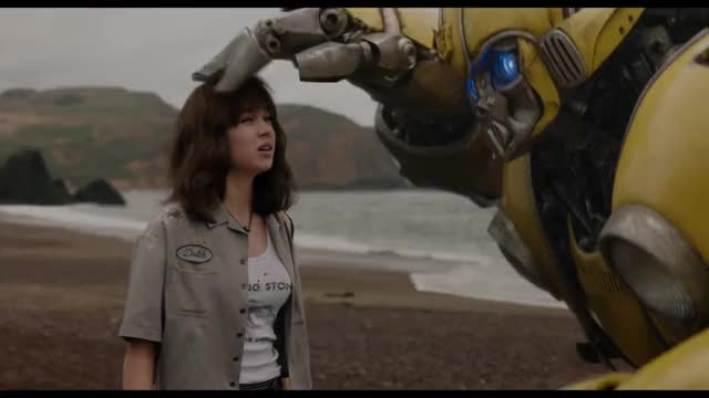 Watch this bumblebee GIF by @cyberbladevn on Gfycat. Discover more bumblebee, bumblebee movie, bumblee movie, hailee steinfeld, john cena, jorge lendeborg jr, new movie, new movie trailer, pamela adlon, transformers, transformers trailer GIFs on Gfycat
