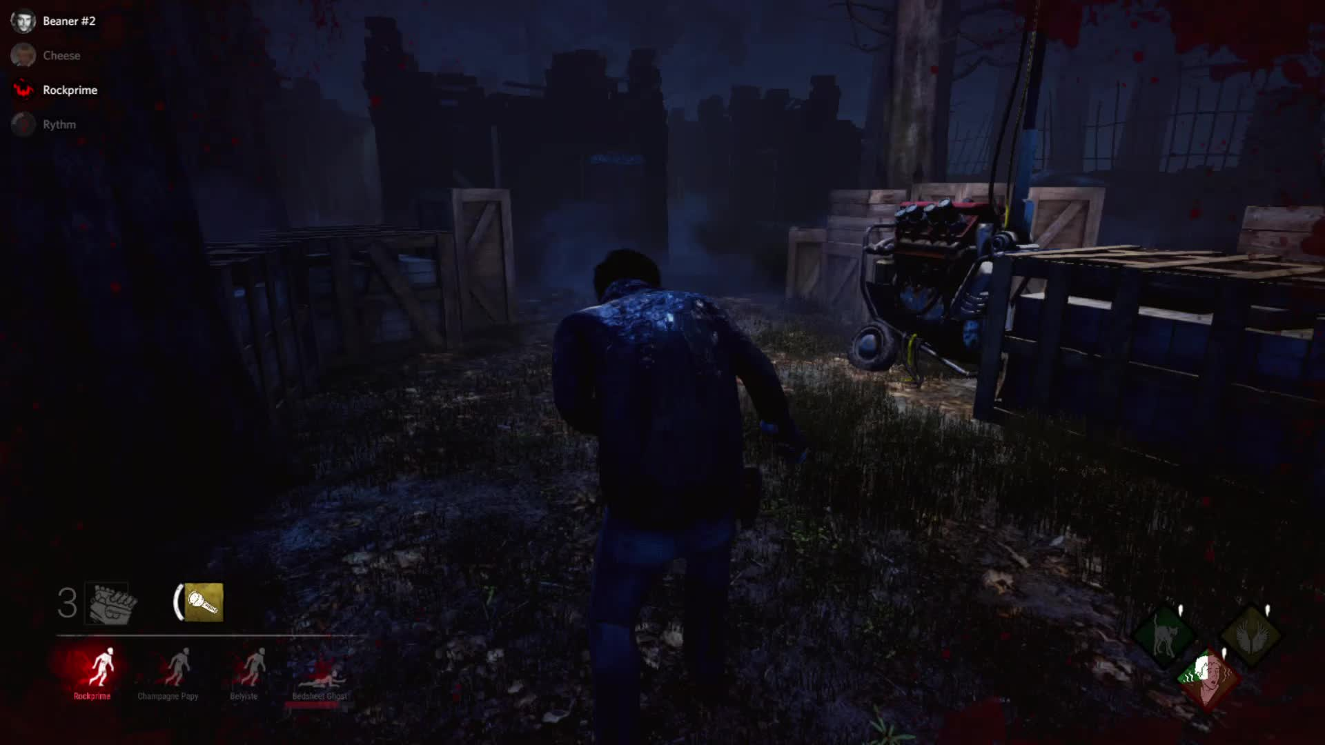 Dead By Daylight, Funny Moment, Horror Video game, destiny2, Dead By Daylight - Godly Pickup GIFs