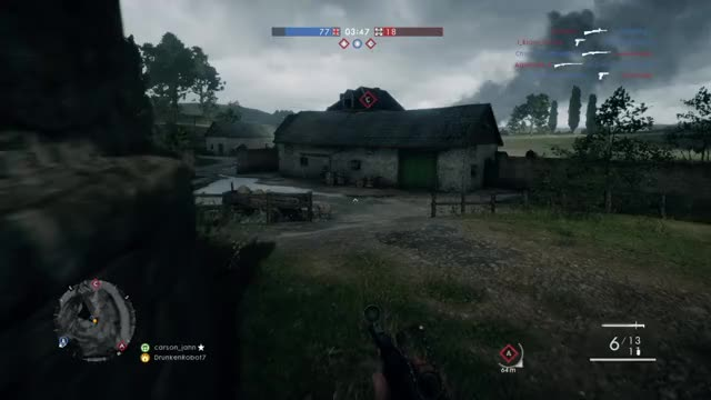 Watch Battlefield™ 1_20161221123918 GIF by @drunkenrobot7 on Gfycat. Discover more Battlefield, Battlefield_one, ragdolling GIFs on Gfycat