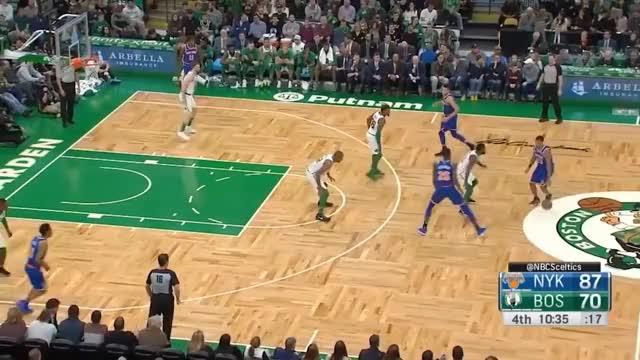 Watch Boston Celtics vs New York Knicks Full Game Highlights  24ff235c5