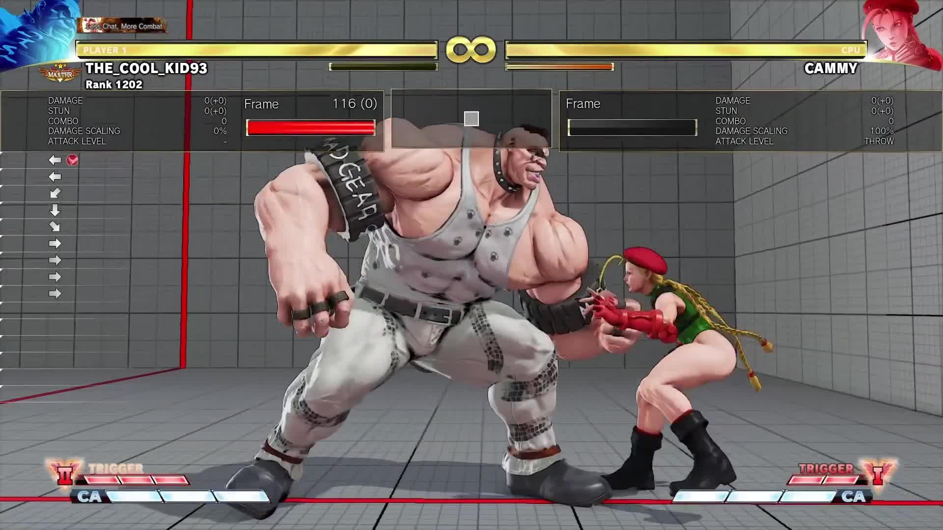 ▷ Street Fighter V PC mods - JON TALBAIN by Khaledantar666 GIF by