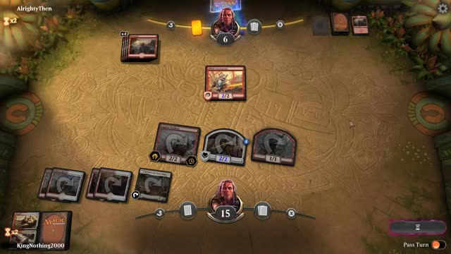 Watch Another Boros Victory GIF by KingNothing2000 (@kingnothing2000) on Gfycat. Discover more Gaming, MTG Arena, Magic: The Gathering, Magic: The Gathering Arena, kingnothing2000 GIFs on Gfycat