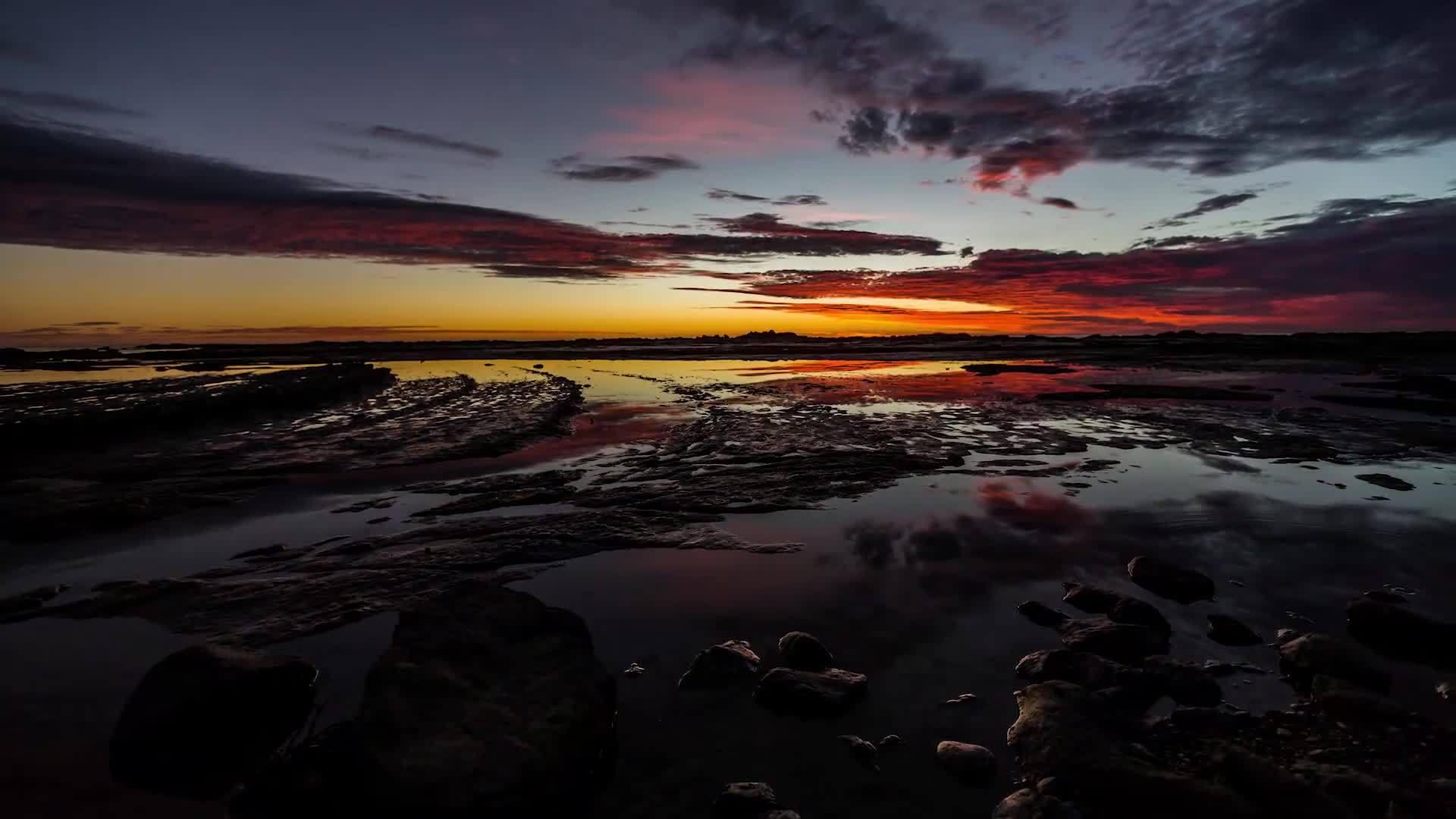 WeatherGifs, earthgifs, gifs, Magical New Zealand GIFs