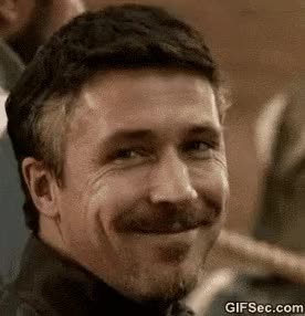 Watch and share Aidan Gillen GIFs on Gfycat