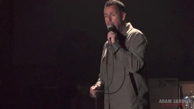 Watch and share Adam Sandler GIFs and Audience GIFs by Robert Bacon on Gfycat