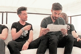 *, bastille, dan smith, dyle, gif, i shouldve probably saved them and published them at a later date but you know what? you know what, idk why im making so many gifsets today, kyle simmons, this does not look good but it is something?, snakes GIFs