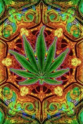 Watch and share Trippy Marijuana GIFs on Gfycat