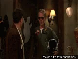 Watch and share Barney Stinson GIFs on Gfycat