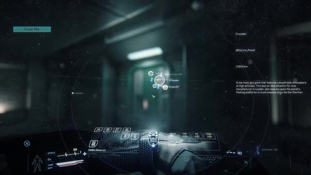 Star Citizen Around The Verse Making Mobiglas Matter Gif Find