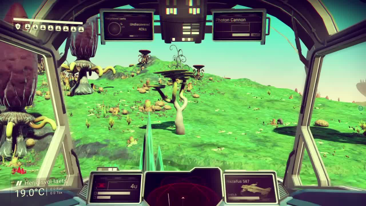 nomansskythegame, Arriving new Planet GIFs
