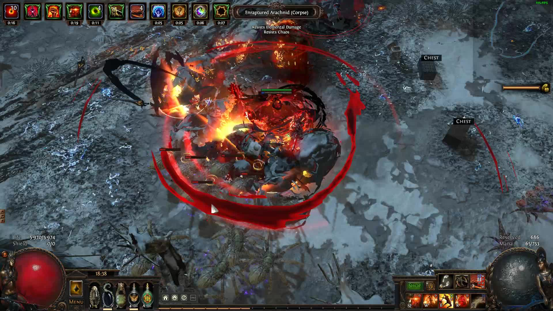 pathofexile, Double Swing Pog? GIFs