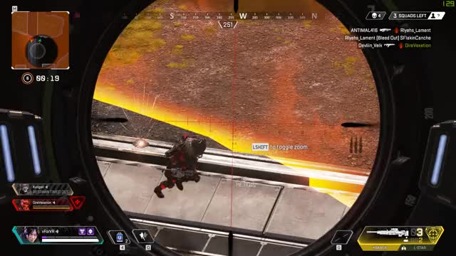 Watch and share Apexlegends GIFs by vforvr on Gfycat