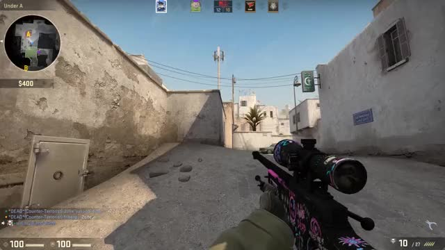 Watch and share Awp Fight GIFs by vegito1991 on Gfycat