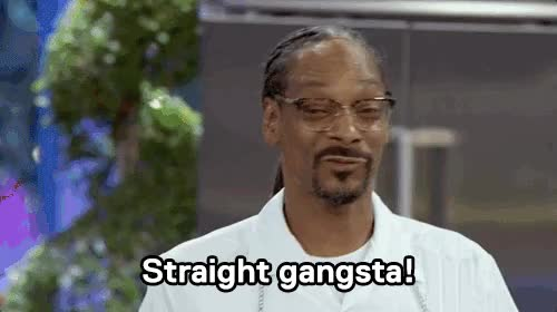 Watch and share Snoop Dogg GIFs and Gangster GIFs on Gfycat