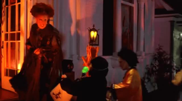 Watch this halloween GIF by The GIF Smith (@sannahparker) on Gfycat. Discover more boo, halloween, hocus pocus, scary, trick or treat, winifred sanderson GIFs on Gfycat