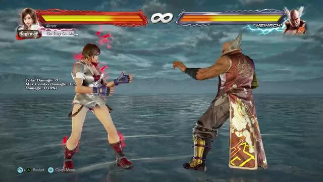 Watch and share Tekken GIFs by alcratz on Gfycat