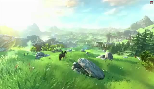 Watch and share Botw GIFs on Gfycat