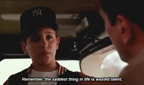 Robert De Niro A Bronx Tale Life Lessons Movie Quotes Movies ...