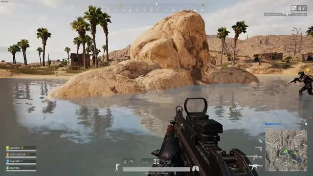 Watch and share Vlc-record-2018-04-12-12h52m08s-PLAYERUNKNOWN GIFs by lawsonb23 on Gfycat