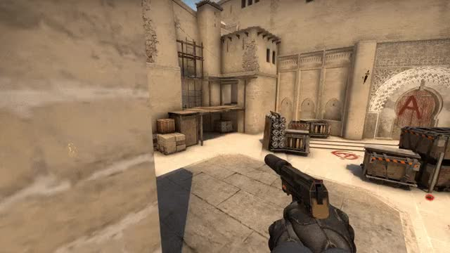 Watch and share 1v3 VAC Pistol Clutch GIFs by bastion420 on Gfycat