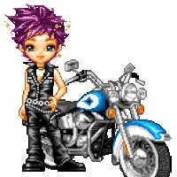 Watch Motorcycle animated boy gif GIF on Gfycat. Discover more related GIFs on Gfycat