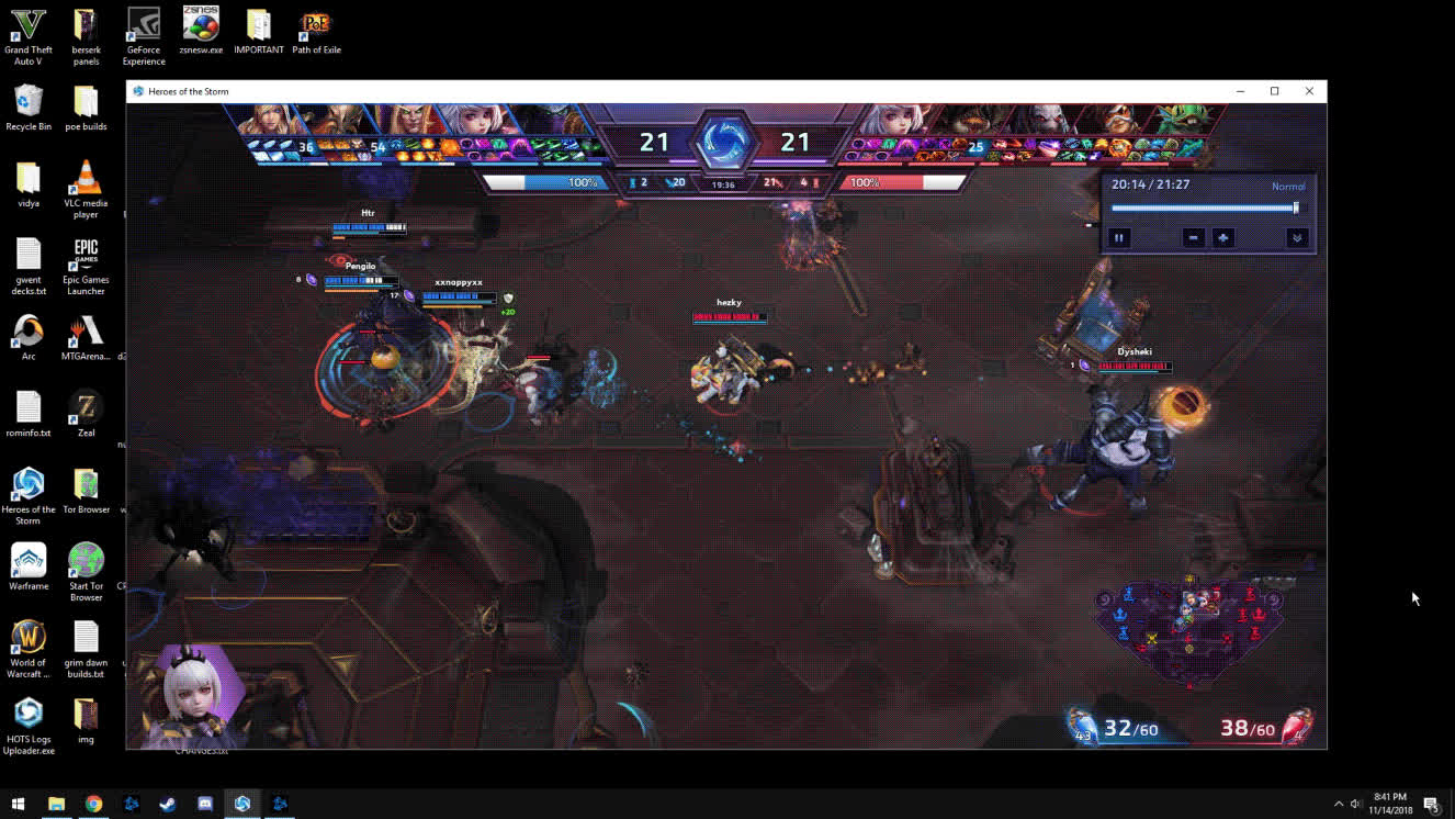 heroesofthestorm, Heroes of the Storm 2018.11.14 - 20.41.55.04.DVR-285-7-1542246621551.1 GIFs