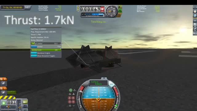 Watch and share KSP Friction Test 3 GIFs by stratzenblitz75 on Gfycat