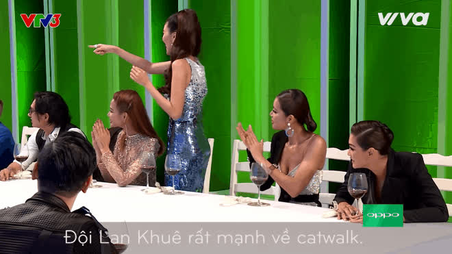 Điểm lại loạt biểu cảm xuất thần trong từng nhận xét của chị Đại Lukkade ở tập 6 The Face