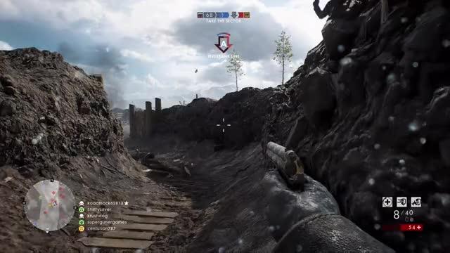 Watch Trench hell GIF by Xbox DVR (@xboxdvr) on Gfycat. Discover more Battlefield1, centurion787, xbox, xbox dvr, xbox one GIFs on Gfycat