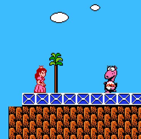 Watch and share Super Mario Bros. 2, NES..  On Tumblr GIFs on Gfycat