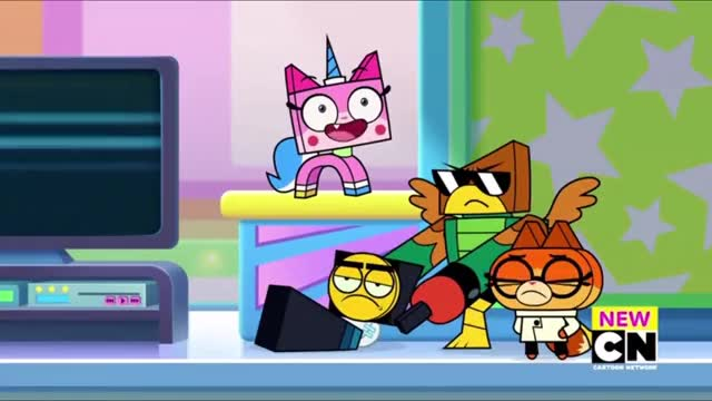 Watch and share Unikitty Hawkodile GIFs and Unikitty Puppycorn GIFs by happicloud on Gfycat