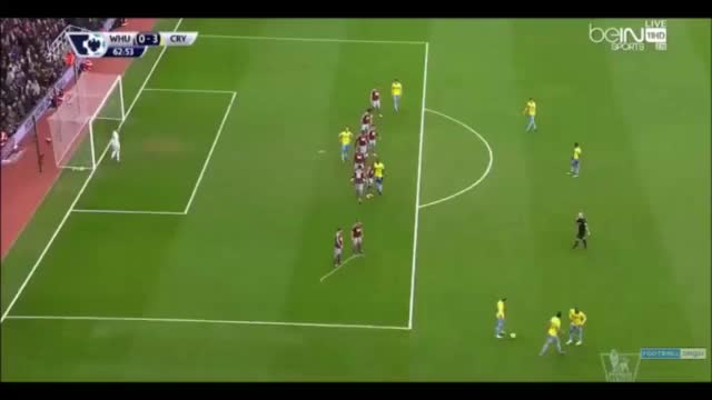 Watch and share West Ham Vs. Crystal Palace: Goal 3 GIFs on Gfycat