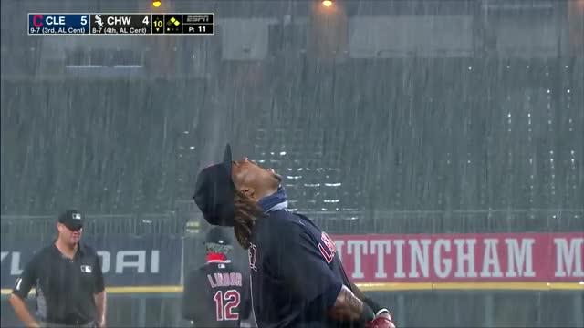 Watch and share Baseball GIFs and Raining GIFs by handlit33 on Gfycat