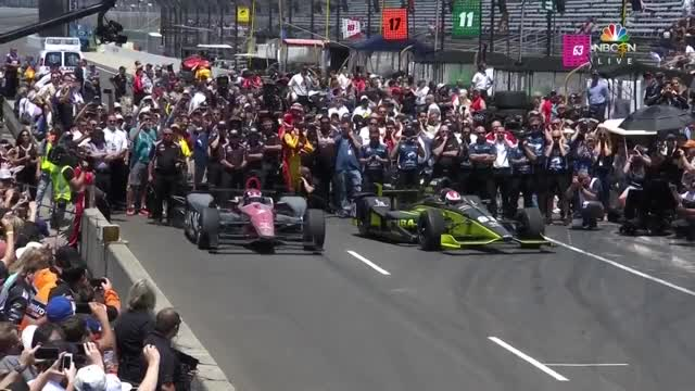Watch and share Indianapolis 500 GIFs and 2017 Indycar GIFs on Gfycat