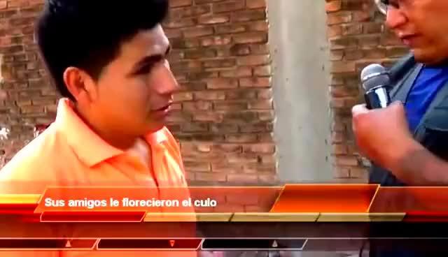 Watch and share Entrevista A Hombre Violado GIFs on Gfycat