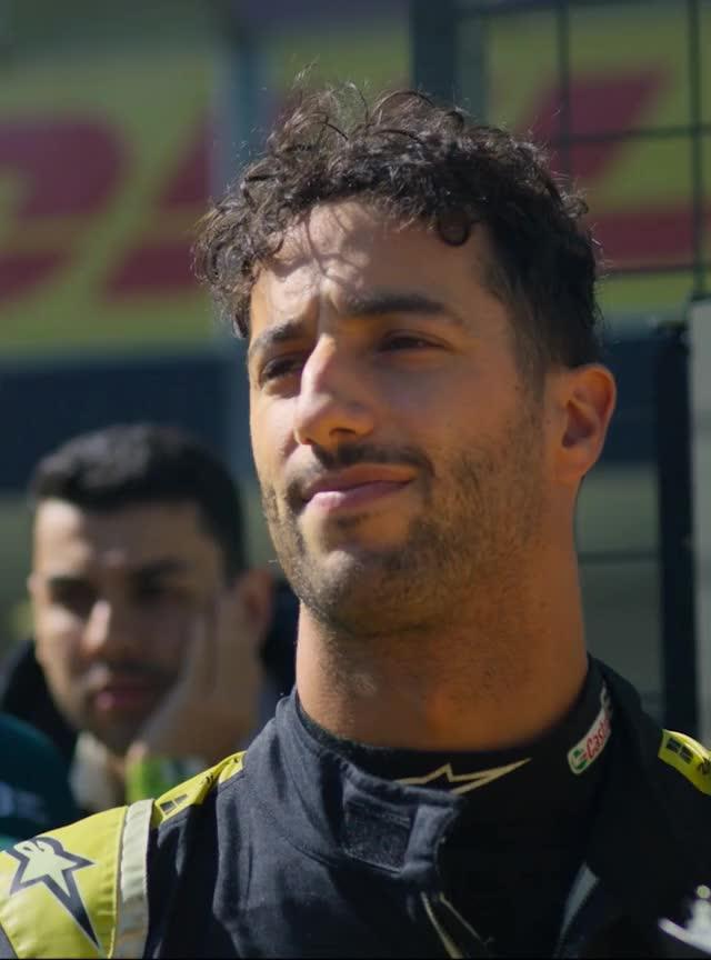 Watch and share Daniel Ricciardo GIFs and Formula 1 GIFs by grobbledongs on Gfycat