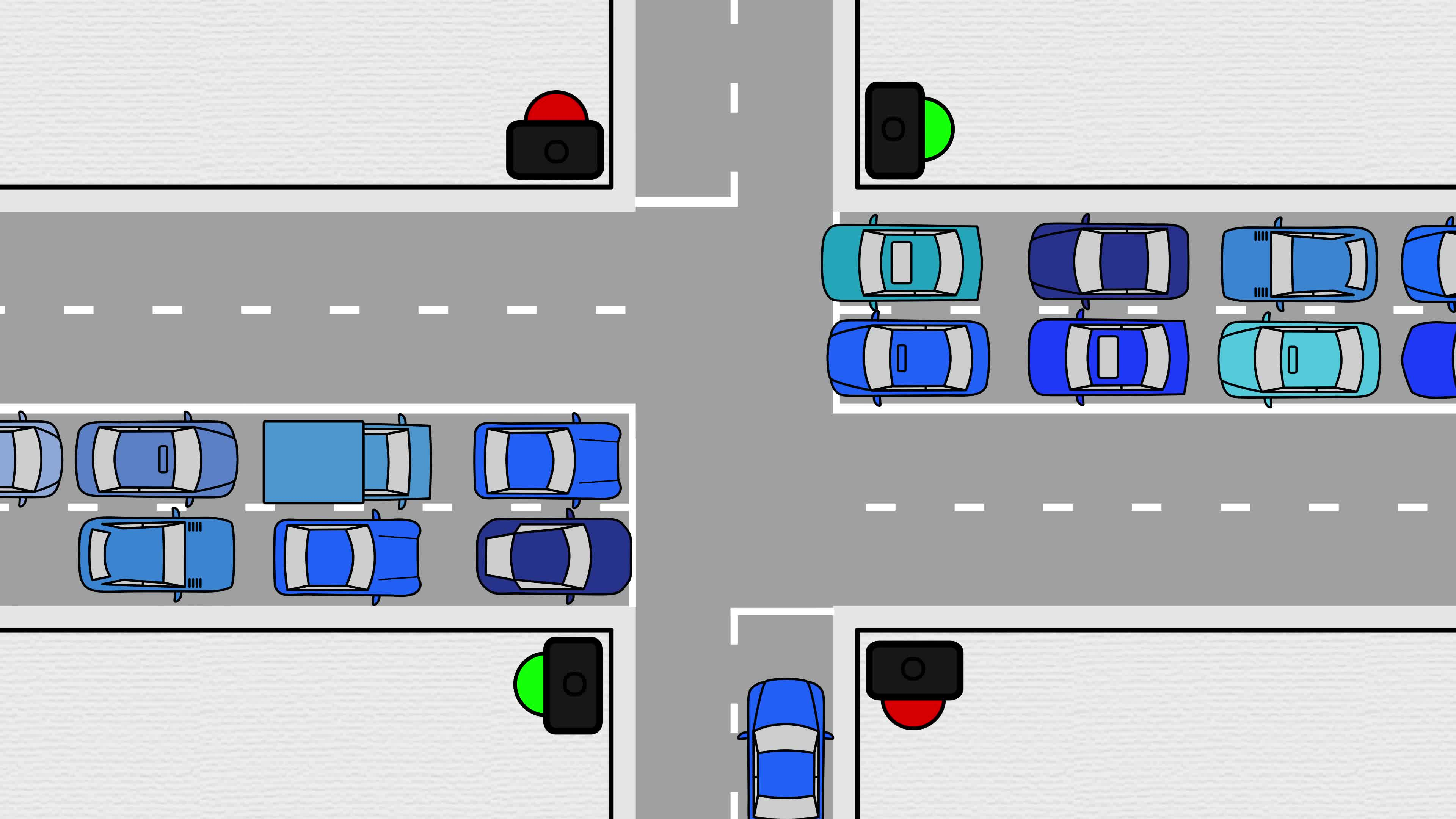cars, cgpgrey, education, hello internet, traffic, The Simple Solution to Traffic GIFs