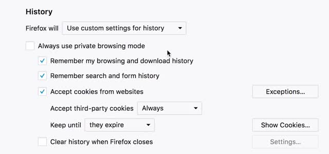 Watch and share Firefox Click.mov GIFs on Gfycat
