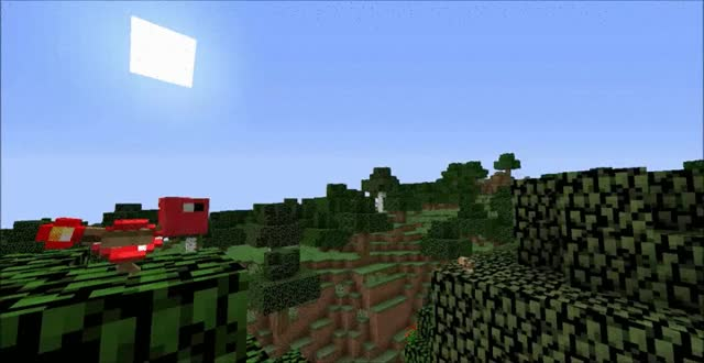 Watch and share Minecraft GIFs by Onnowhere on Gfycat