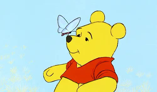 Watch and share Winnie The Pooh GIFs and Old Disney GIFs on Gfycat