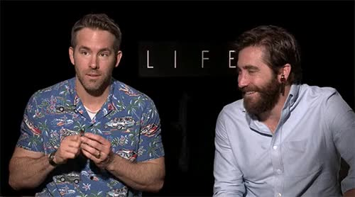 Watch and share Ryan Reynolds GIFs on Gfycat