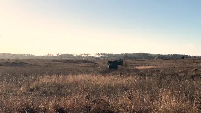 Watch and share Croatian Rocket Artillery Firing During NATO Training Exercise GIFs by knowyourpast on Gfycat