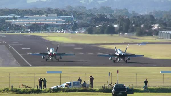 Watch and share L-39 Albatross Jet Trainer Hit By A Whirlwind On Takeoff, Excellent Recovery Skills. (reddit) GIFs by forte3 on Gfycat