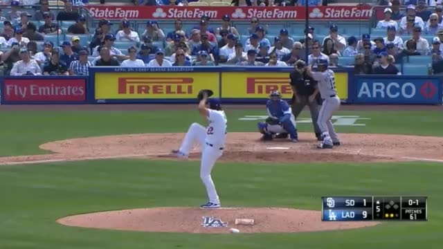 Watch and share Clayton Kershaw Changeup Vs Christian Bethancourt GIFs by enosarris on Gfycat