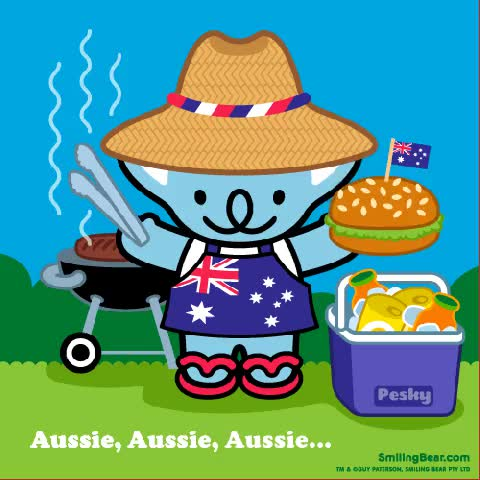 Watch and share Australia Day Wallpaper GIFs on Gfycat