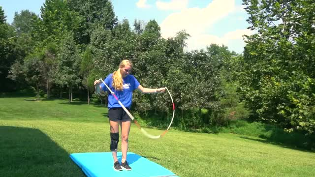 Watch and share Jump Rope Girl GIFs by Devin Meek on Gfycat