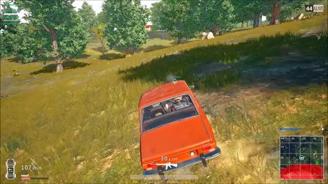 PUBG car crash GIF by (@jackatk2011)   Find, Make & Share Gfycat GIFs